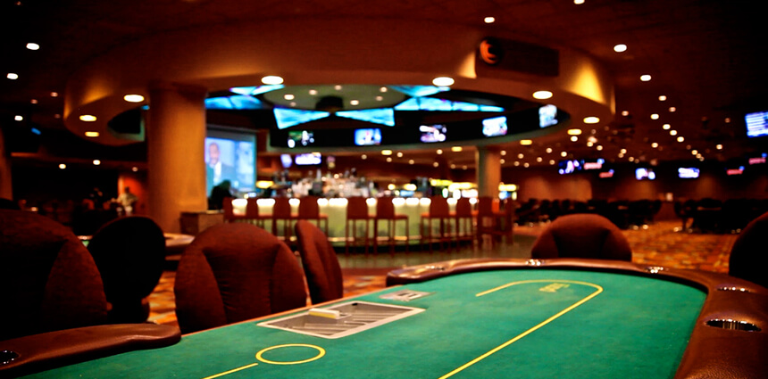 Parx Casino PA poker tournament