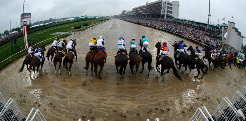 2019 Kentucky Derby betting