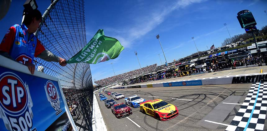 NASCAR and PA sports betting