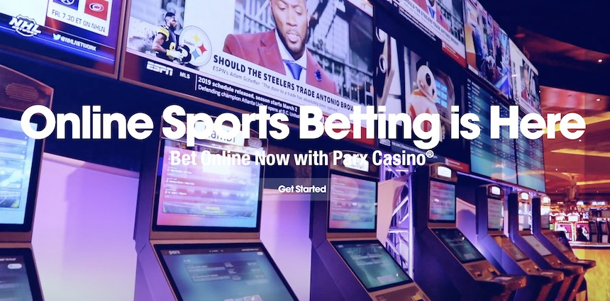 rivers casino sportsbook app