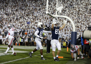 Penn State will look to upset Ohio State on Saturday