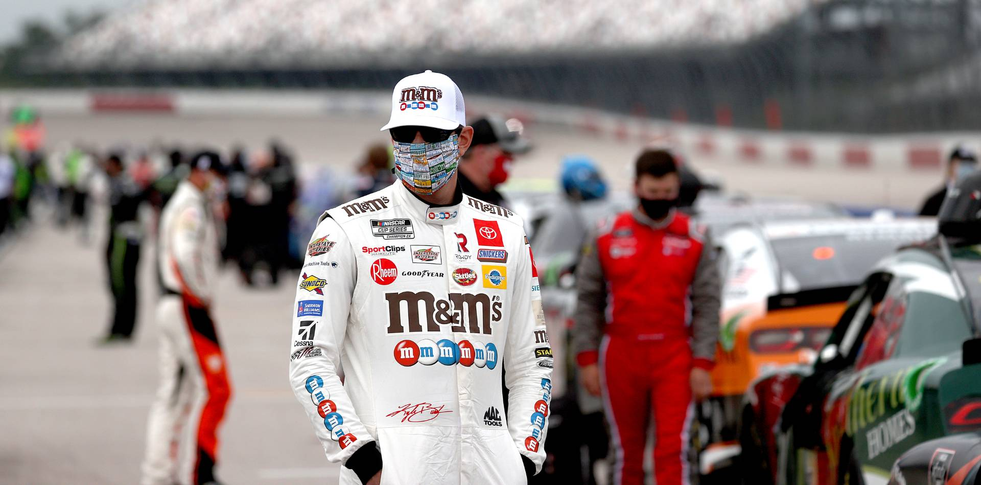 NASCAR betting returns with the Coca-Cola 600