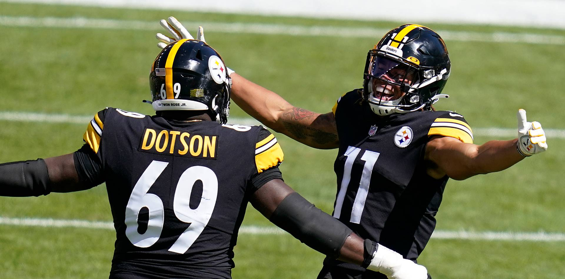 Steelers and Claypool could offer big returns Sunday
