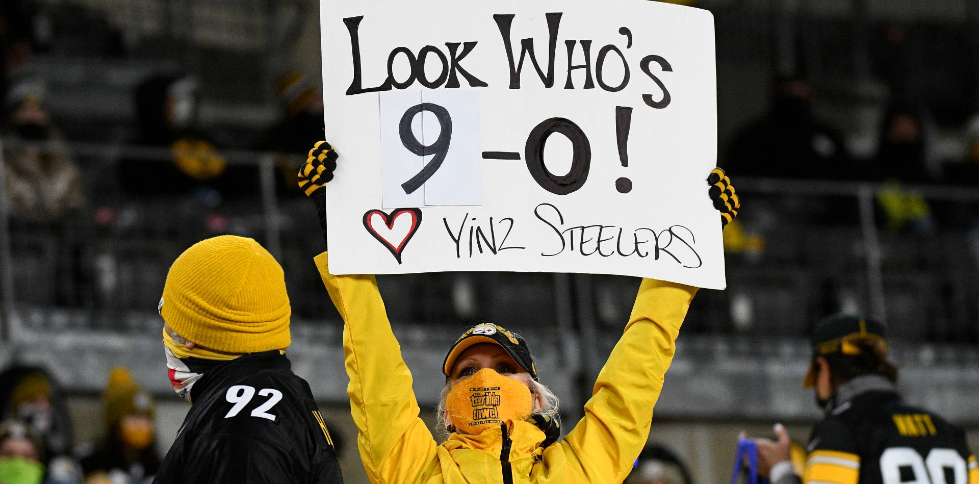 Steelers, Pitt and Penn State Fill Football Betting Options in PA