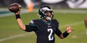 Eagles vs. Cardinals Highlights Packed Football Betting Weekend