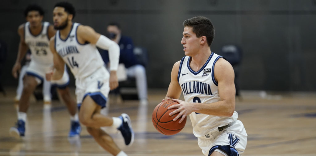 Villanova Third in NCAAB Futures at PA Sportsbooks