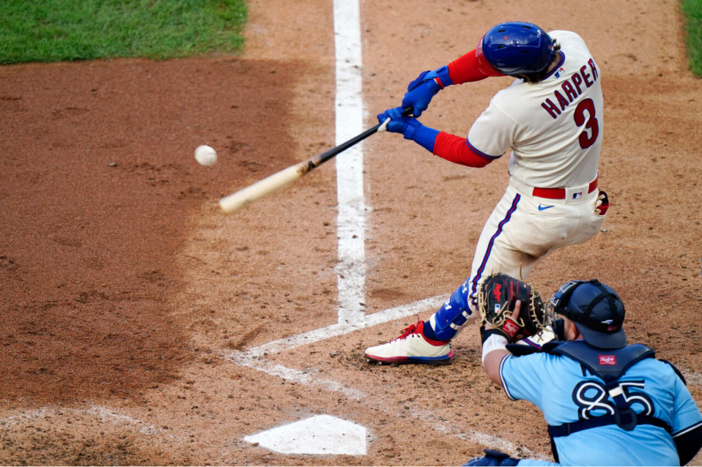 Our eye is on Bryce Harper when assessing the MLB Futures market.