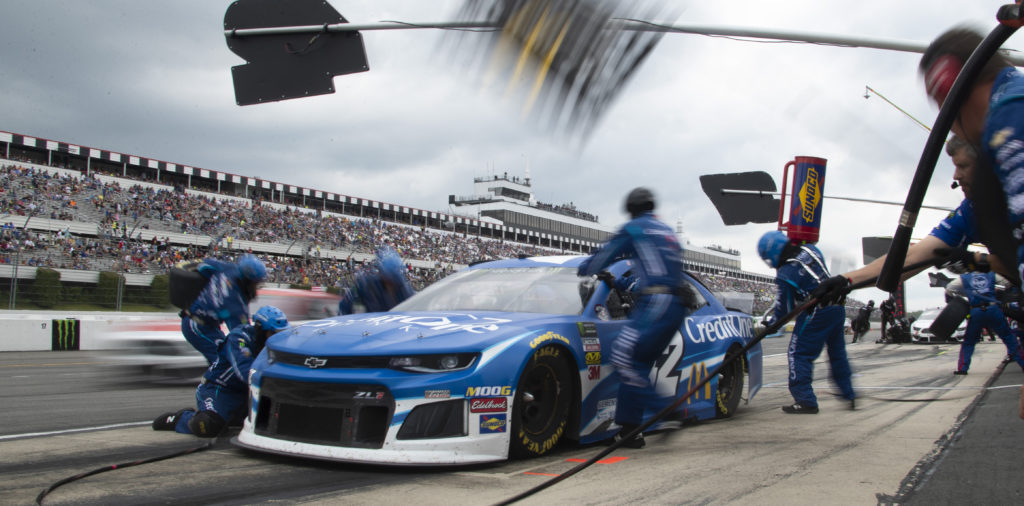 Kyle Larson favored in PA NASCAR Cup Series Race