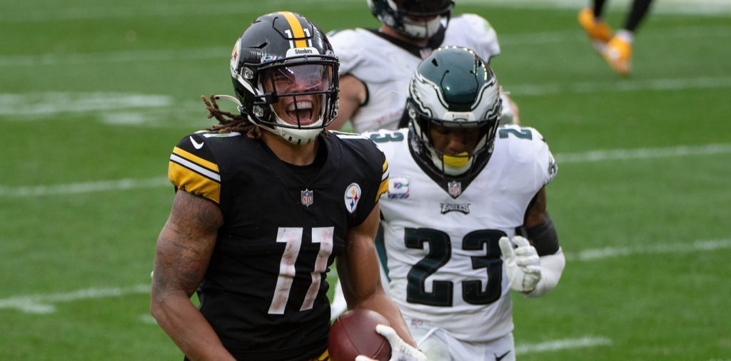 The Eagles face the Steelers in preseason action.